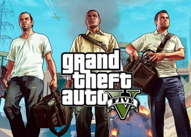 New-Grand-Theft-Auto-5-trailer-introduces-the-3-main-characters-Michael-Franklin-and-Trevor-390x280