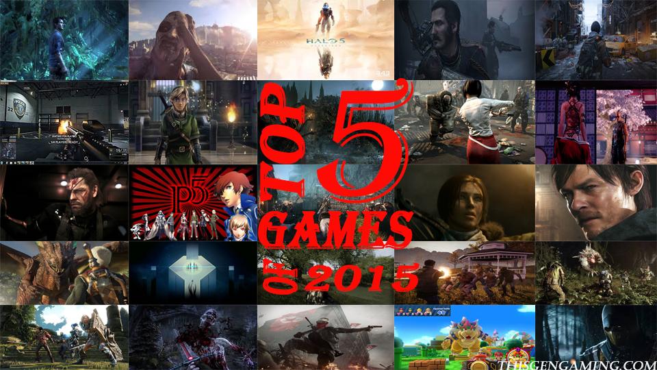 Top5Games2015