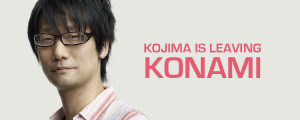 Kojima Leaving