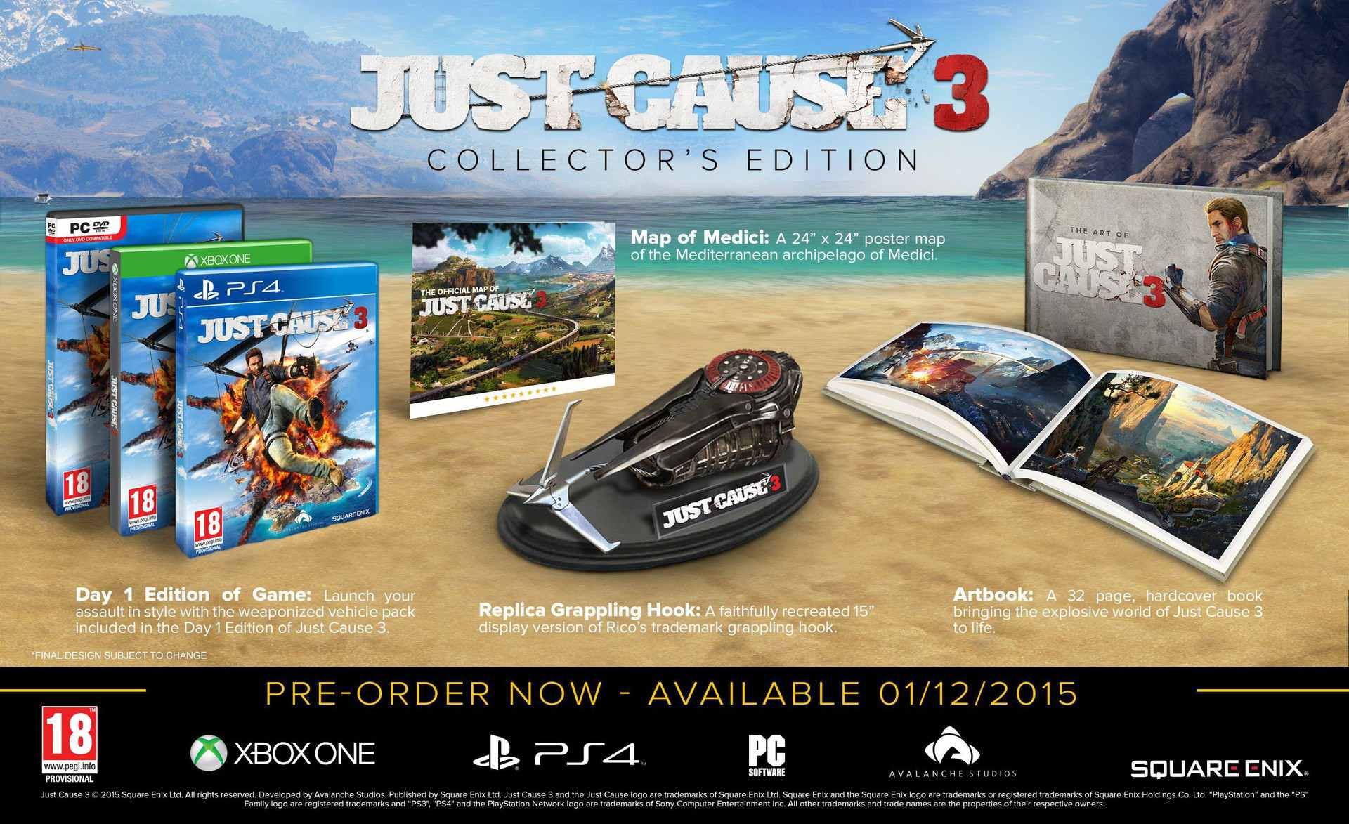 JUSTCAUSE3COLLECTORS