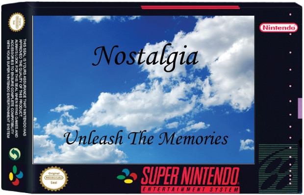 Nostalgia-Video-Game