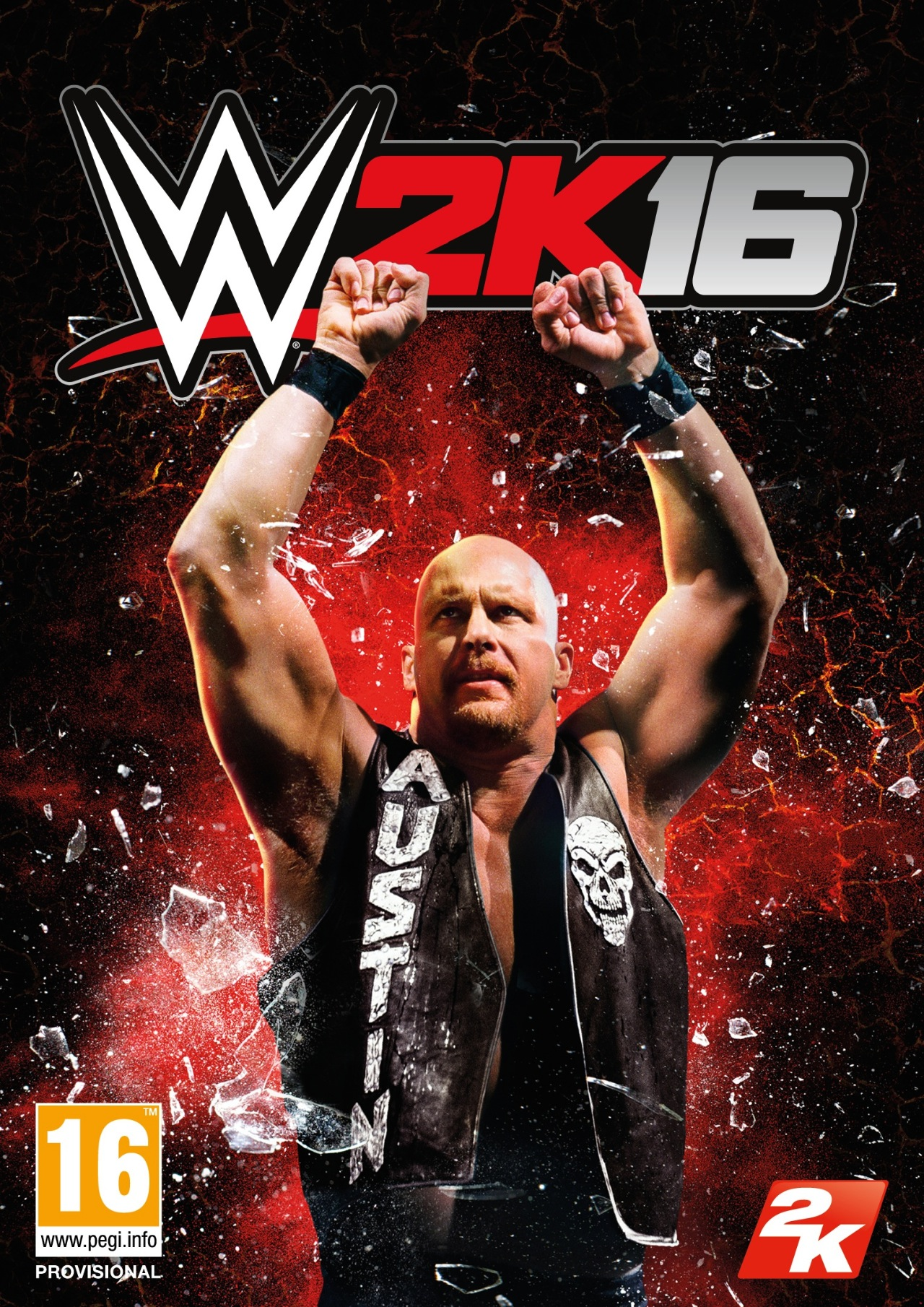 wwe2k16cover