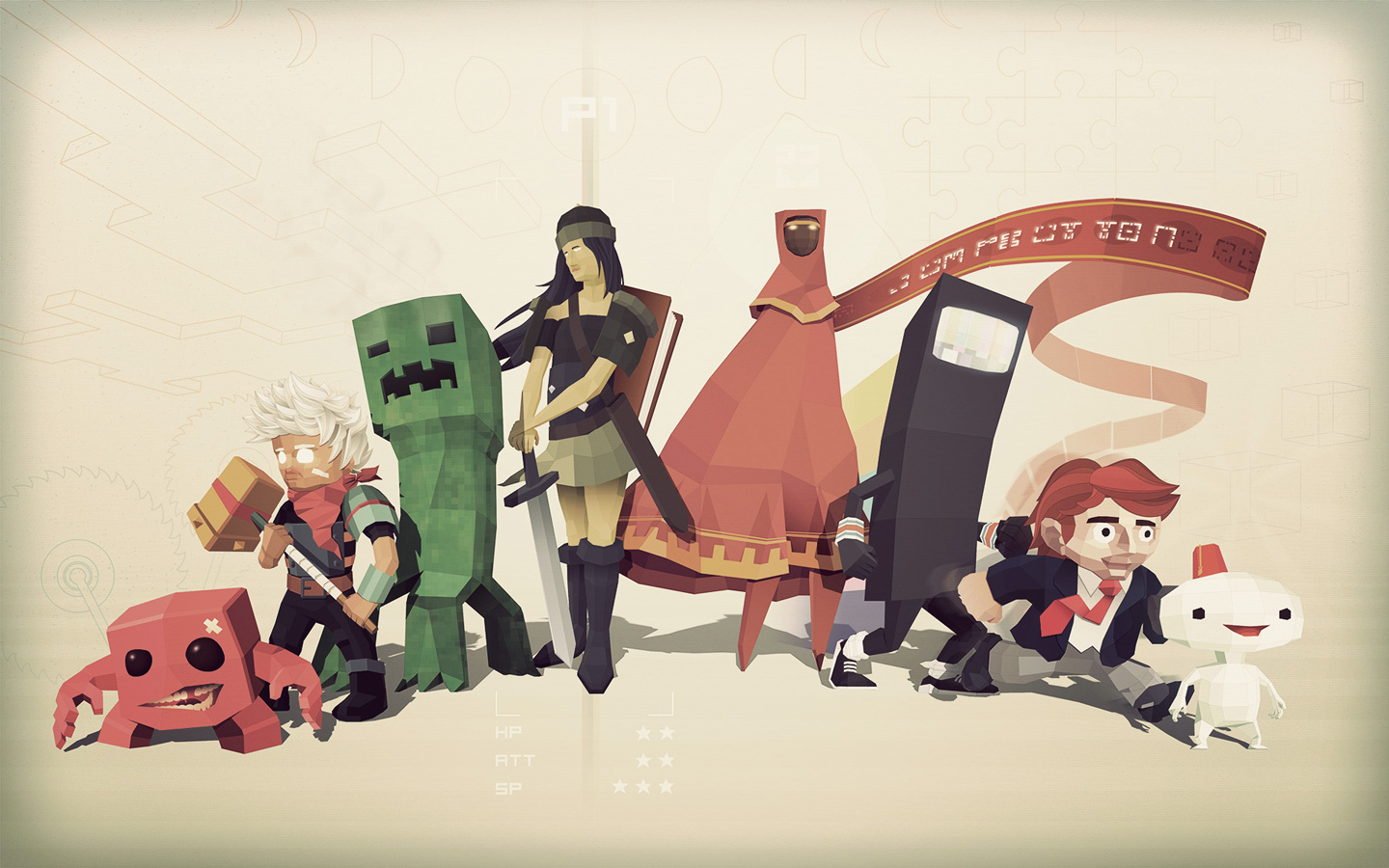 Indie Games on Flipboard by Angeles Broullón | Mark Hamill