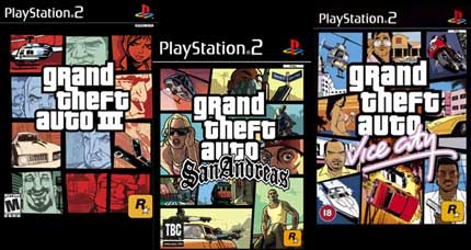 Grand Theft Auto III, Vice City, And San Andreas Can Now Be