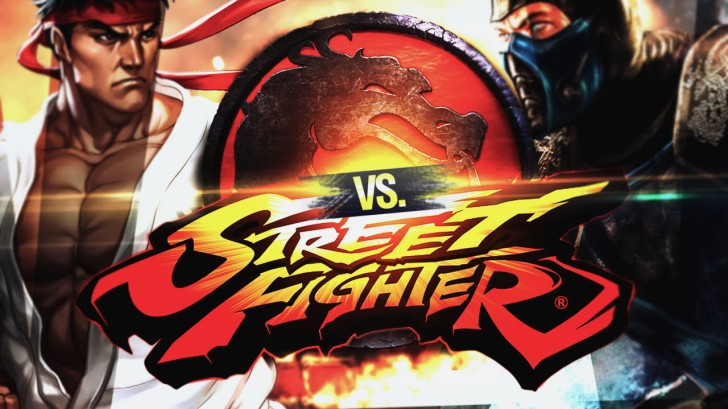 Street Fighter V Vs Mortal Kombat X Thisgengaming