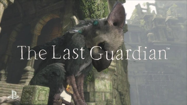 The Last Guardian PS4 2016 top games