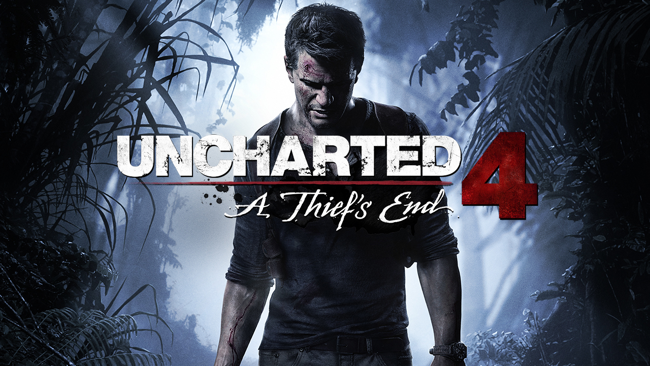 uncharted 4 ps4 cover
