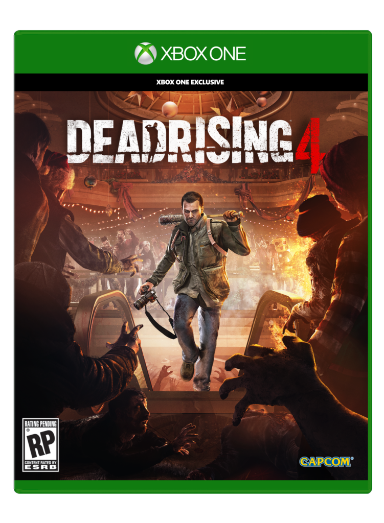 dead rising 4 will not be coming ps4 will be an xbox one