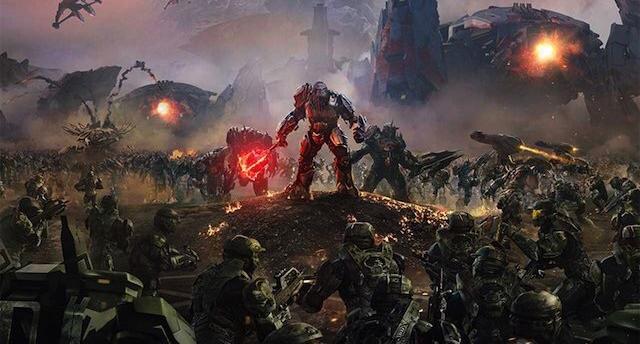 تاریخ انتشار Halo Wars 2: Awakening The Nightmare  مشخص شد
