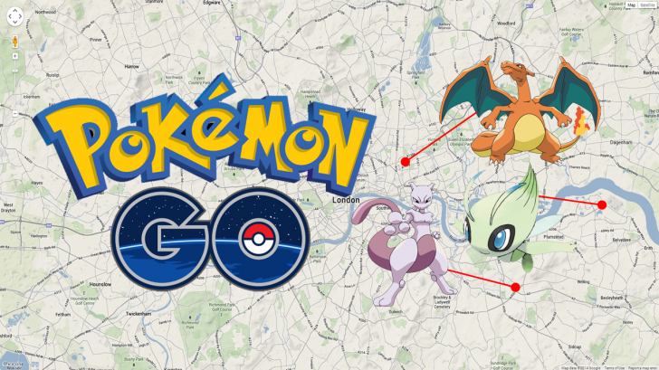 how to find the exact locations of rare pokemon in pokemon go find