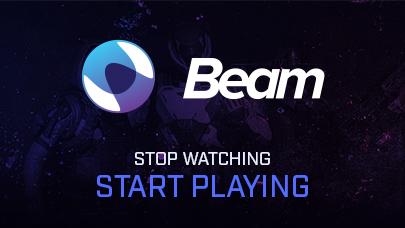 Beam stream