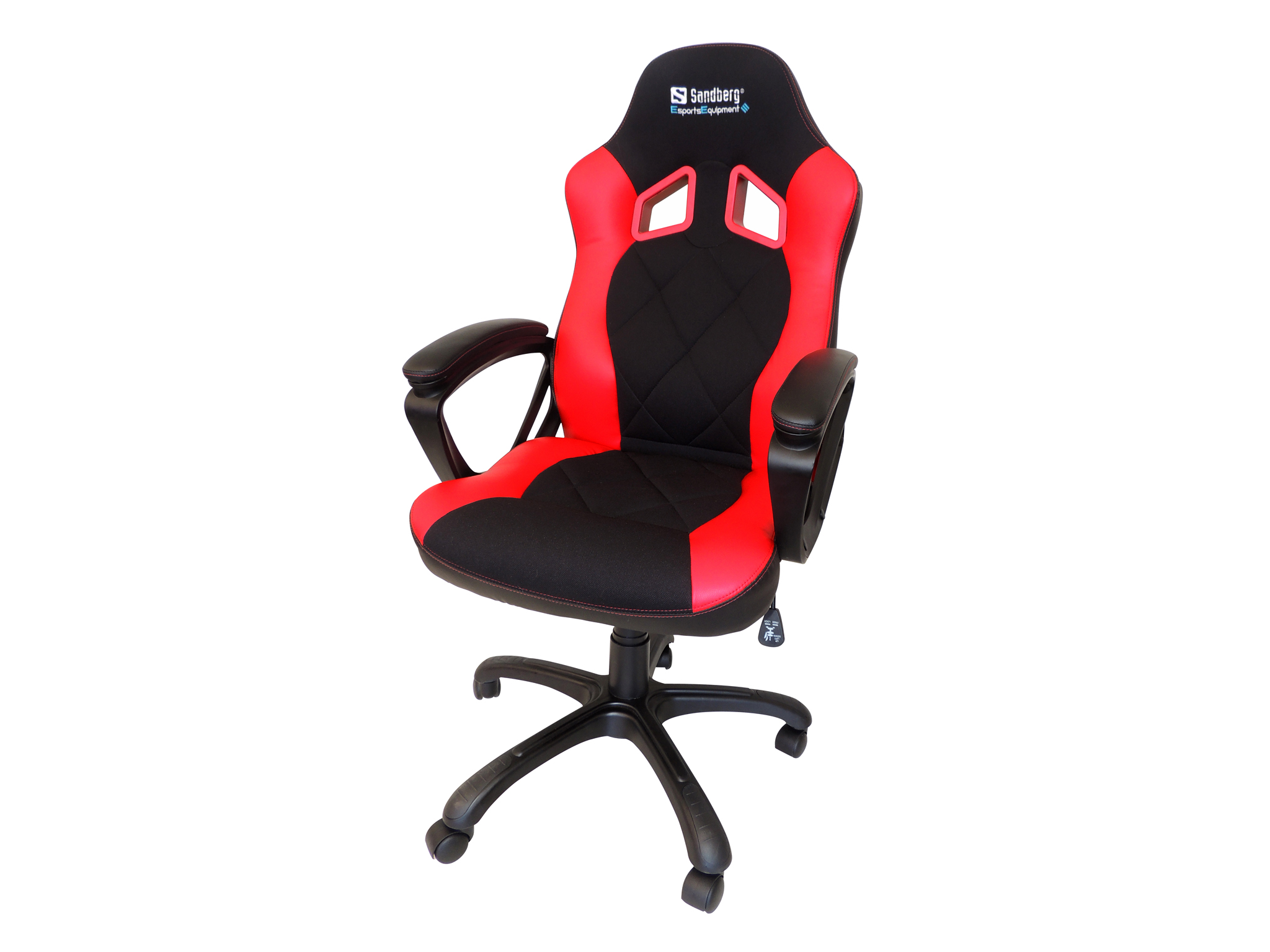 Sandberg Warrior Gaming Chair Product Review