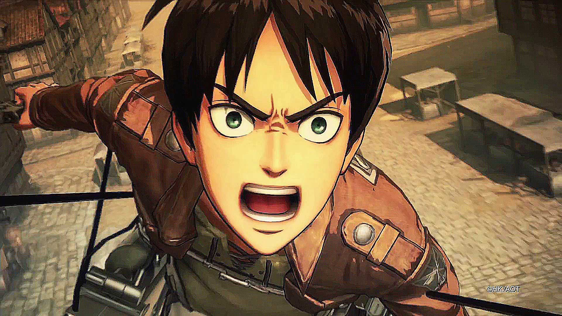 Attack on Titan Anime Review | Fextralife