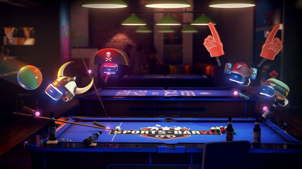 sportsbar VR