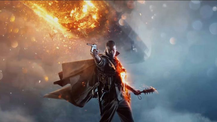 PS4 Pro Offers Players With The Biggest Battlefield 1