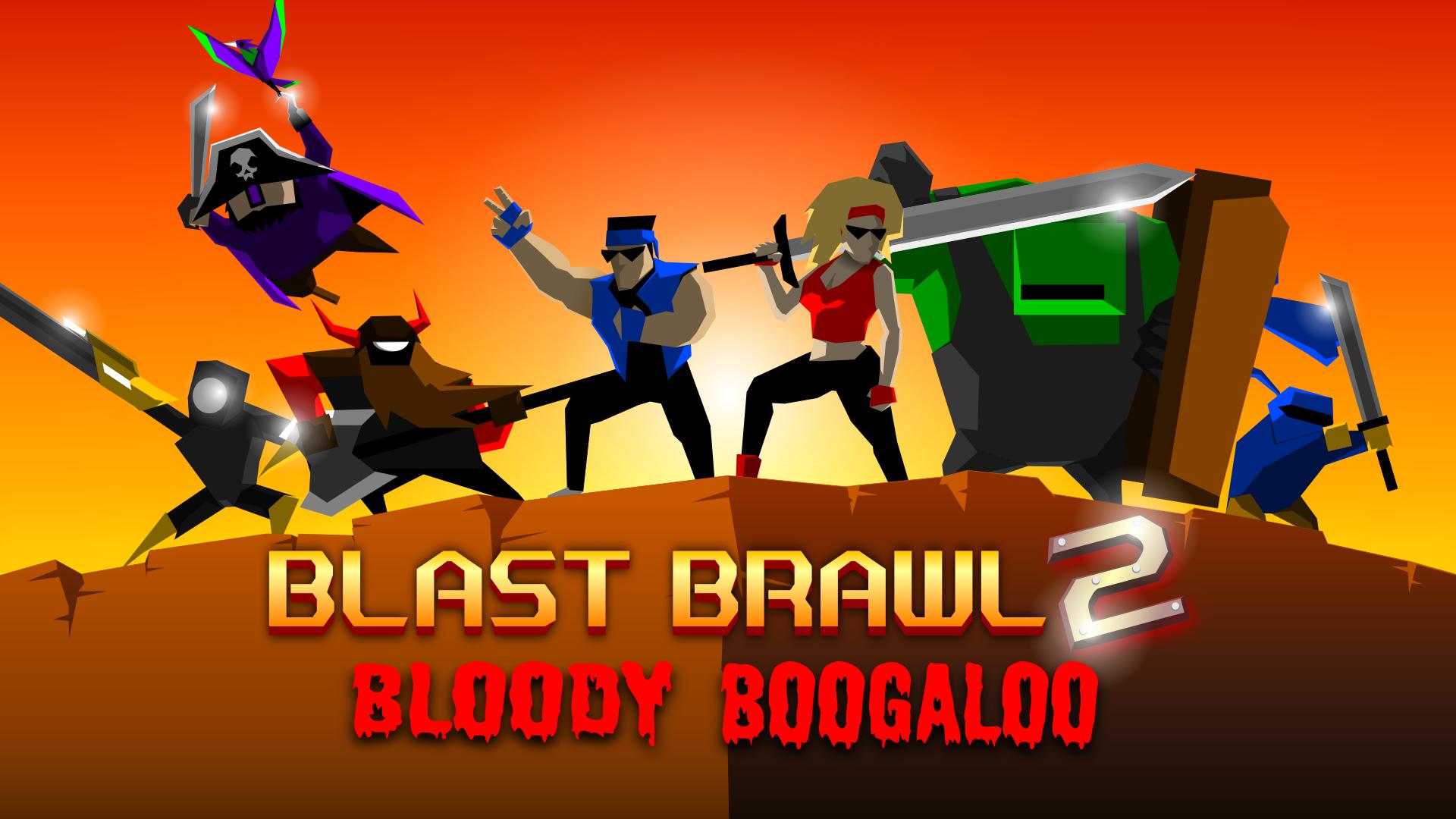 Blast Brawl 2