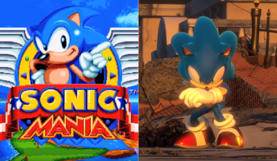 2 New Sonic Games for 2017