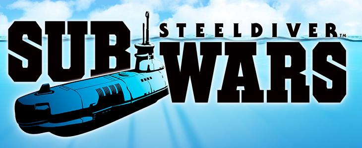Sub wars logo