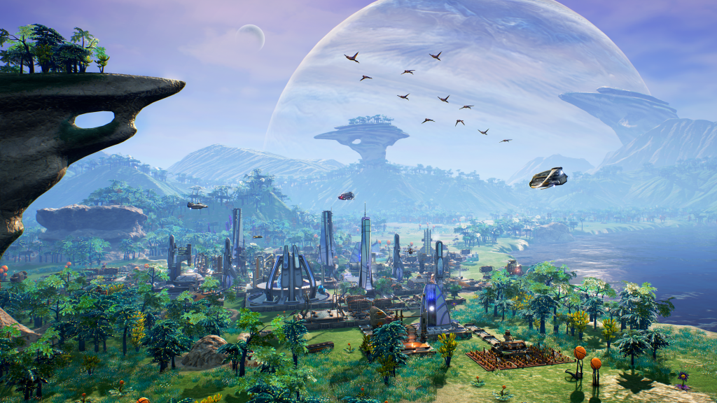 Aven Colony 1st mission