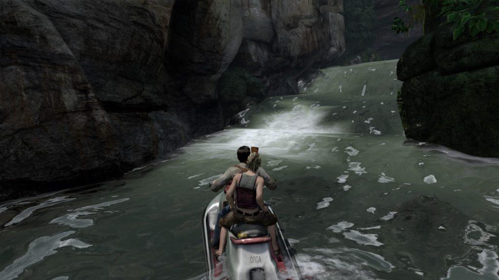 Uncharted: Drake's Fortune--Jet Ski