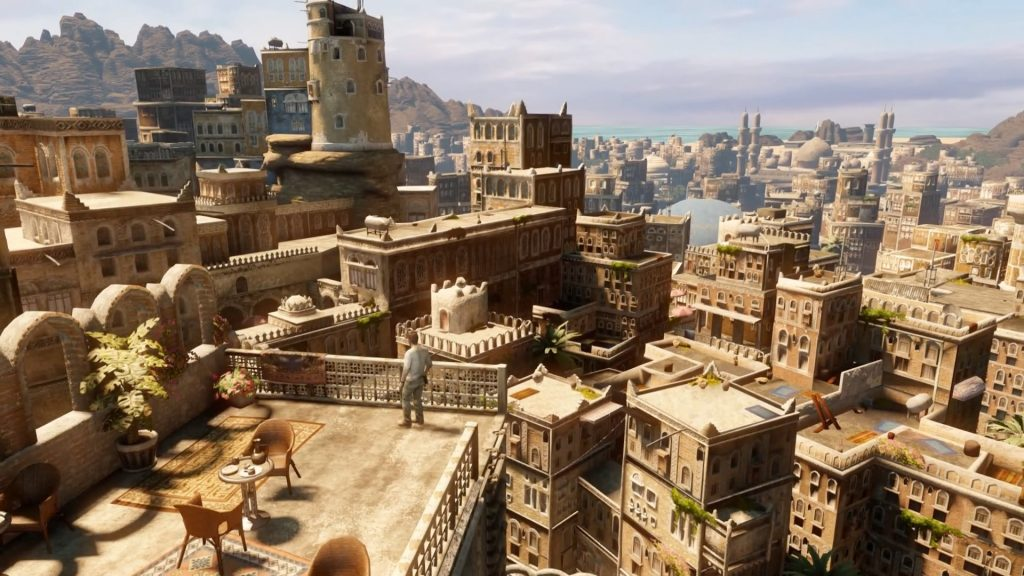 Uncharted: Drake's Deception--Yemen