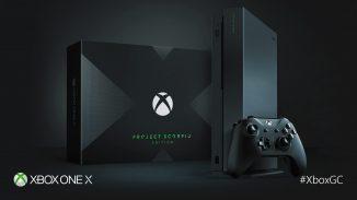 Xbox Scorpio Edition