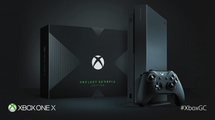 Xbox One X Project Scorpio Edition Is Already Selling For 650 On