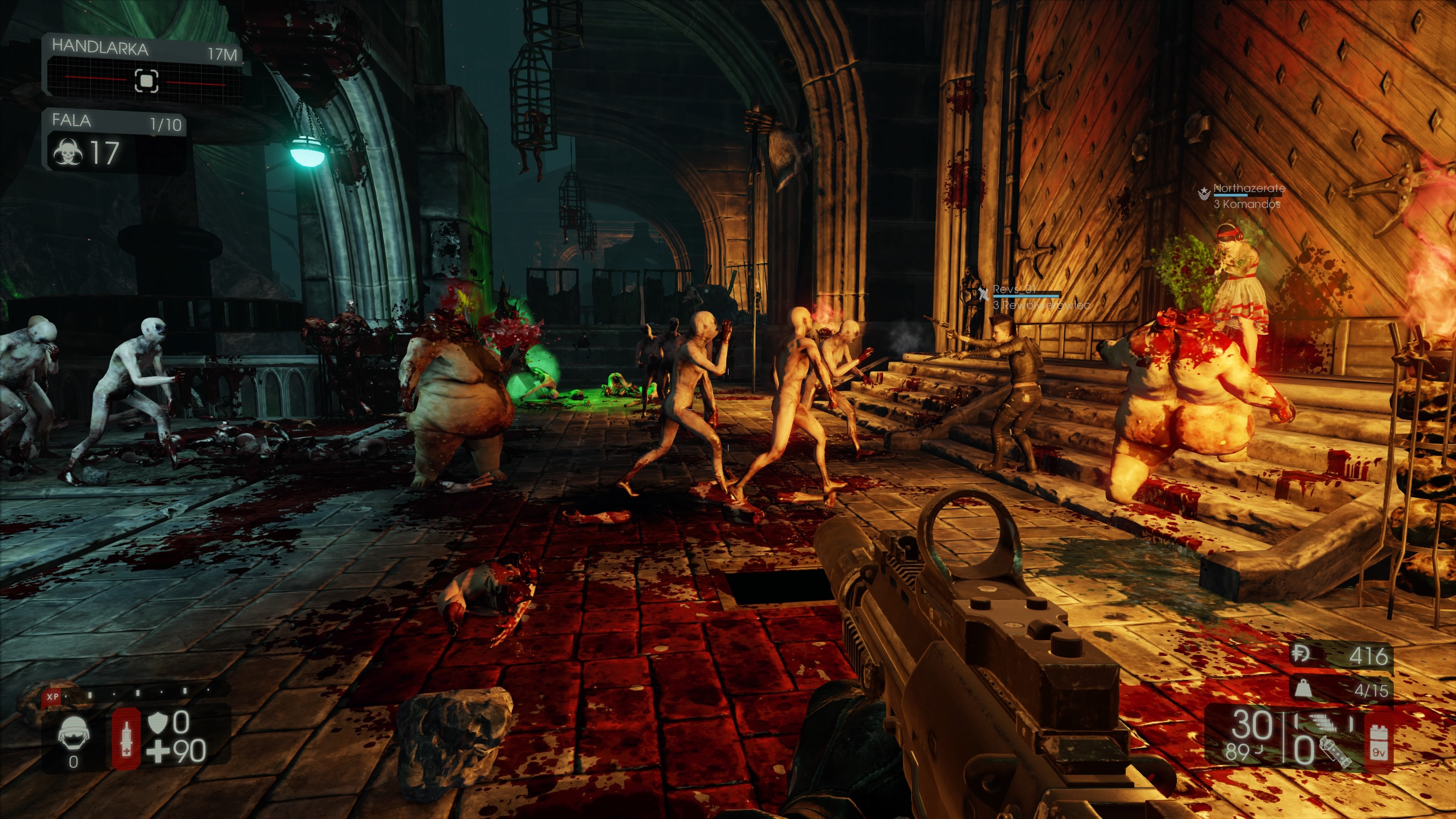 Killing floor 2 review xbox one thisgengaming for Killing floor xbox one