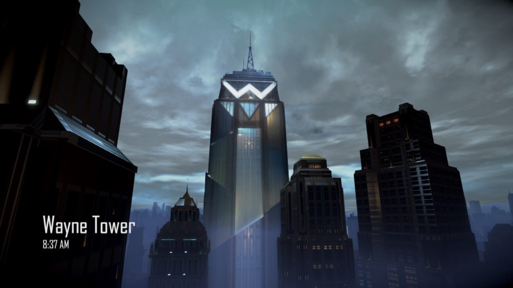 wayne tower