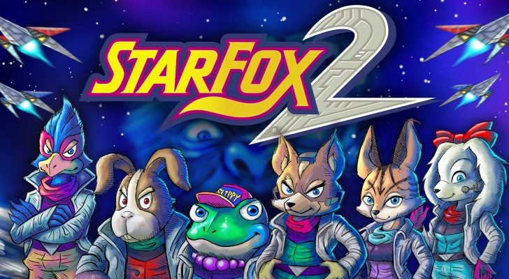 wide star fox