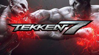 Tekken 7 title