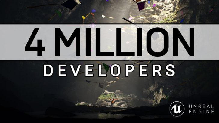 4 Million Developers