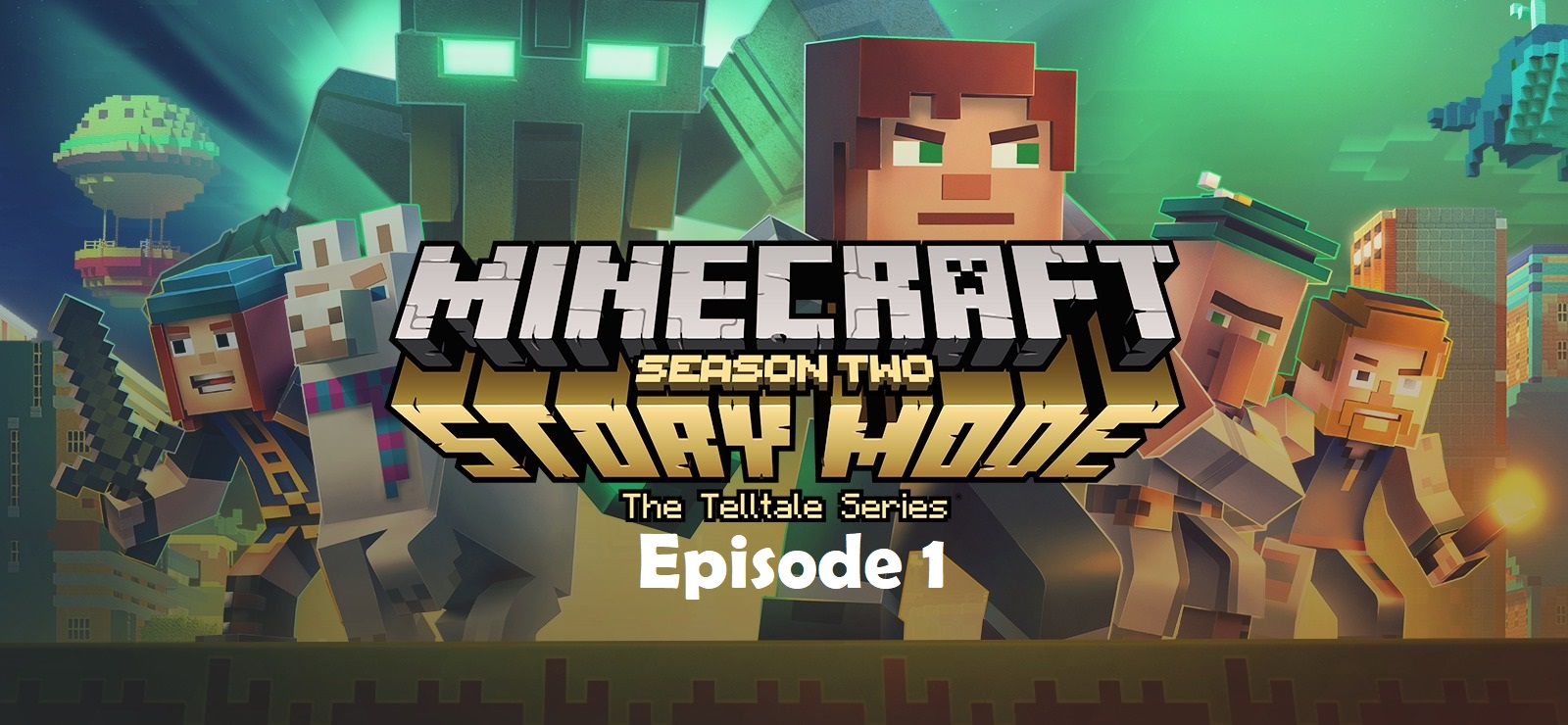 Minecraft Story Mode Season 2 Episode 1 Thisgengaming