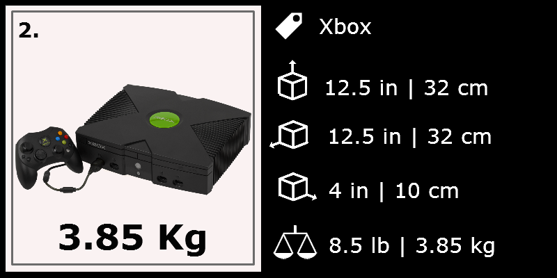 Xbox Weight
