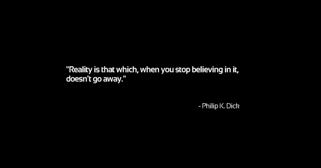 PKdick quote