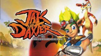 jak & daxter title