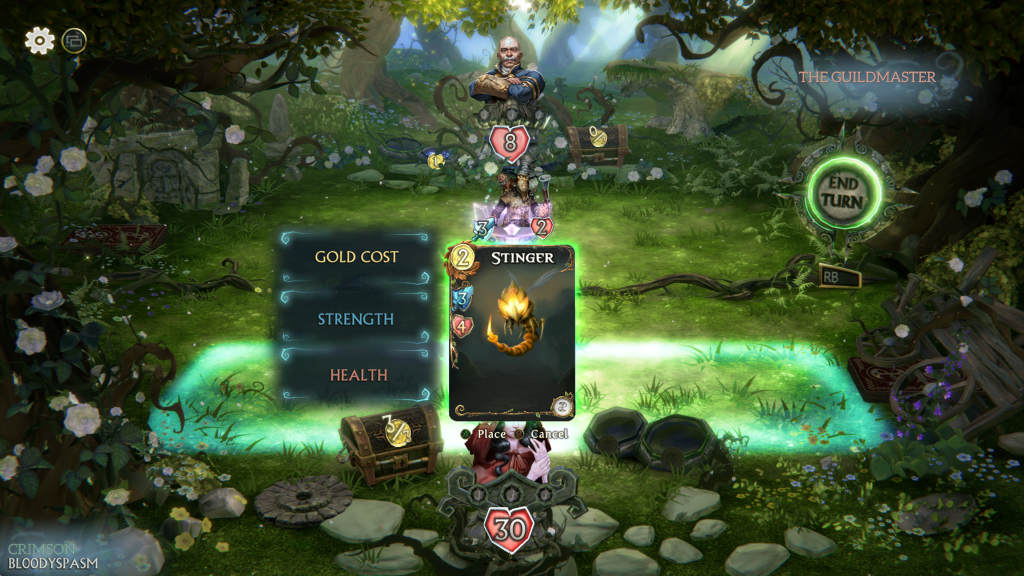 Fable Fortune gold strength health