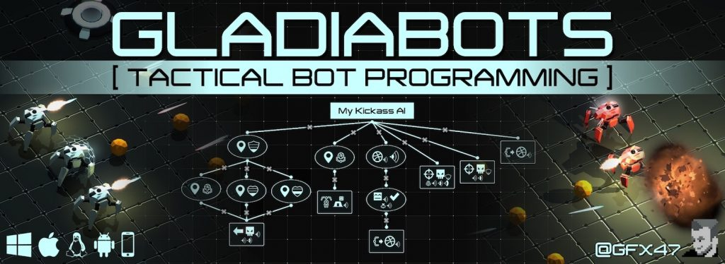 Gladiabots-Banner