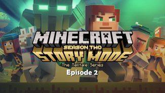 Minecraft storymode season 2 ep 2