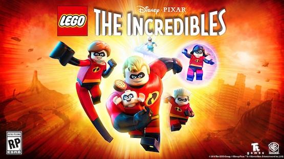 lego incredibles