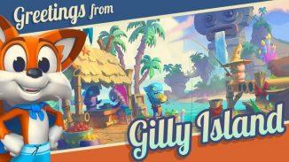 Gilly island