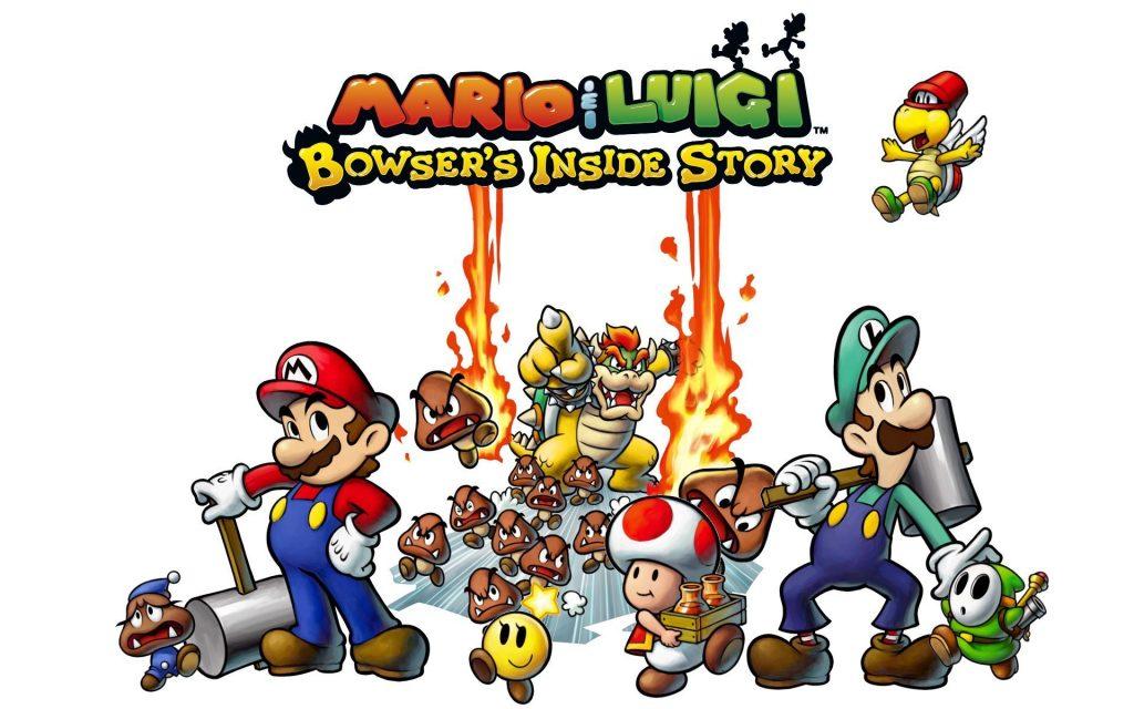bowser's inside story
