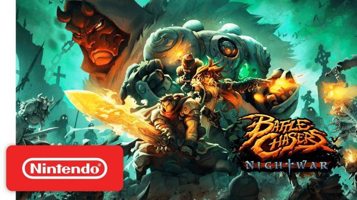 Battle-Chasers-portada-generación-Nintendo
