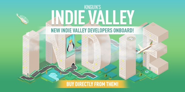 buy from the developers
