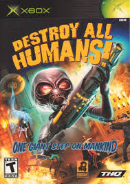 destroy humans