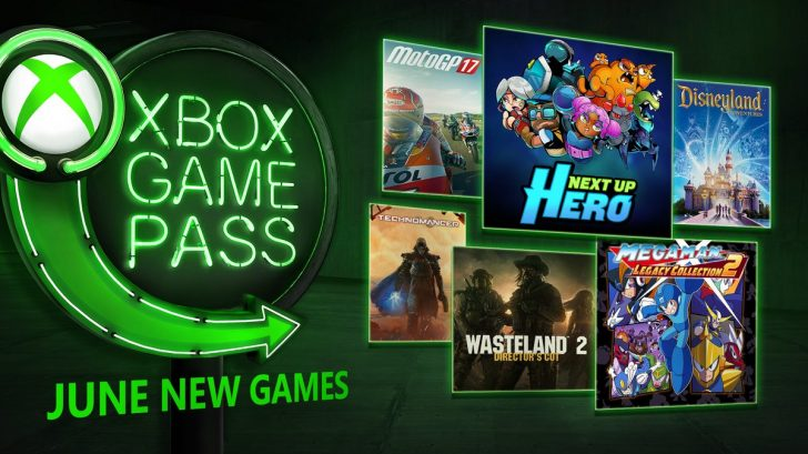Xbox Game Pass June 2018 Lineup Announced – ThisGenGaming