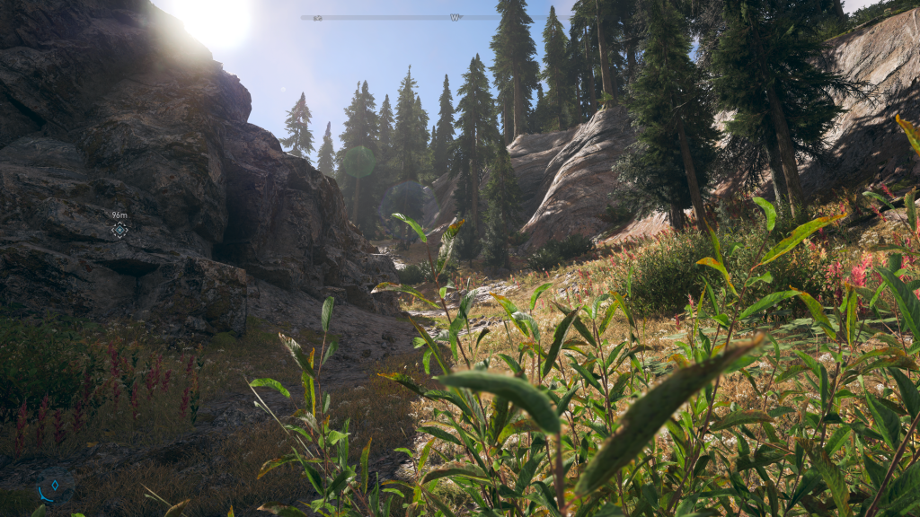 Far Cry 5 lush environments