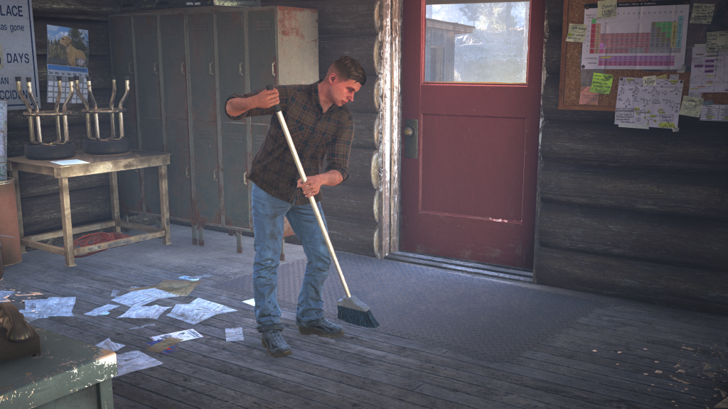 Far Cry 5 Sweeping