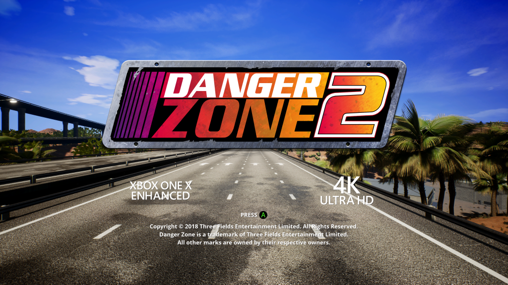 Danger Zone 2 4K HDR