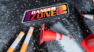 Danger Zone 2 title